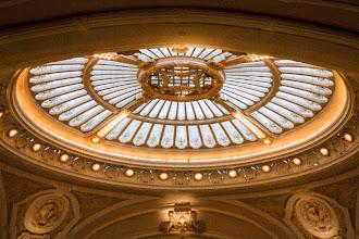 Photo: Inside the Renaissance Hotel.