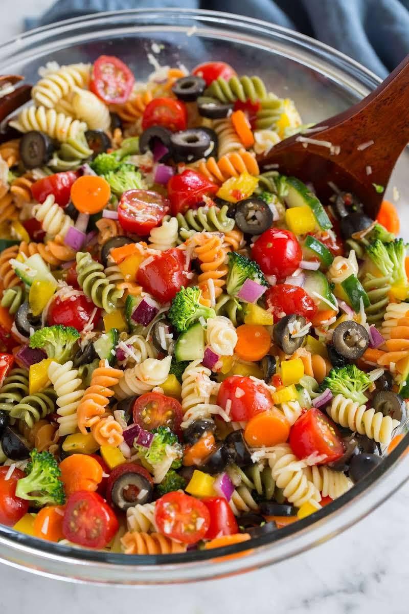 10 best olive garden pasta salad recipes - Olive garden italian salad dressing recipe ...