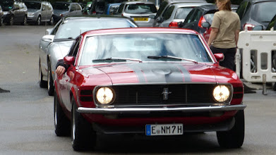 Photo: Ford Mustang