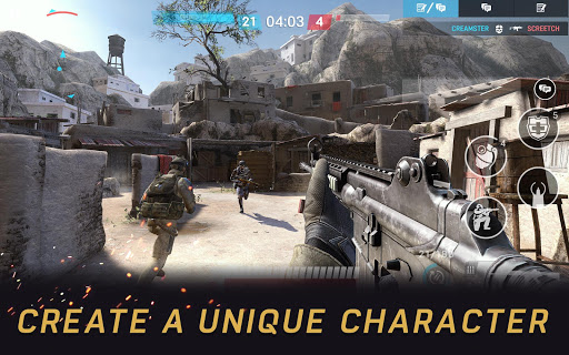 Warface: Global Operations u2013 First person shooter apkmr screenshots 14