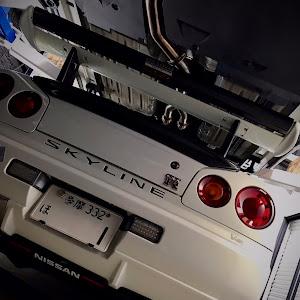 スカイラインGT-R R34 v- spec 平成11年式のカスタム事例画像 BM【FS-R】さんの2020年10月11日12:01の投稿