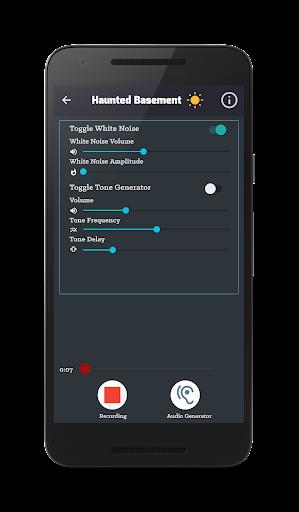 Screenshot for Ghost Hunter Tools in Hong Kong Play Store