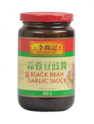 Black Bean Garlic Sauce 368g LKK