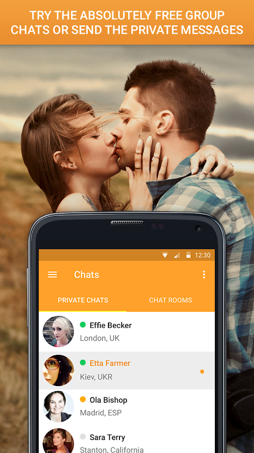 BeNaughty - Online Dating App- screenshot
