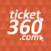Ticket360 Ingressos, Shows e Eventos Icon