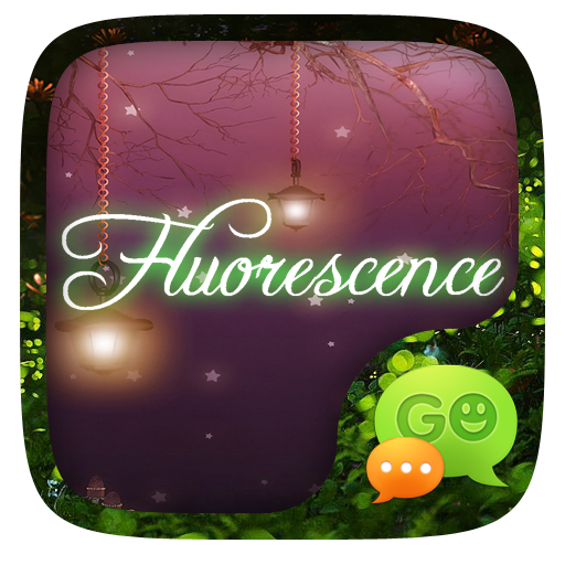 (FREE) GO SMS FLUORESCENCE THEME