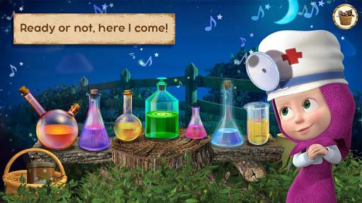 Masha and the Bear: Toy doctor 1.0.8 screenshots 14