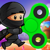 Ninja Kid vs Zombies Special - Fidget Spinner