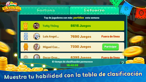 La Viuda ZingPlay: El mejor Juego de cartas Online screenshots 22