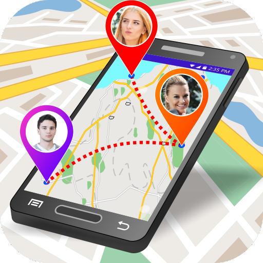 Mobile Location Tracker : GPS , Maps & Navigation