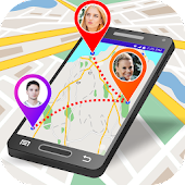 Mobile Location Tracker : GPS , Maps & Navigation
