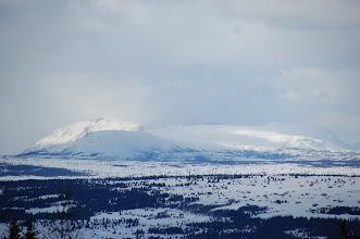 Photo: Golsfjellet