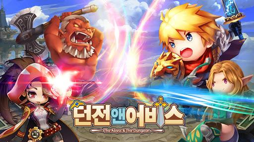 던전앤어비스: 방치형 RPG poster