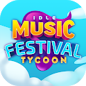Idle Music Festival Tycoon icon