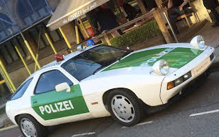 Porsche 928 Rent North West