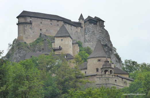 Orava castle, Slovakia (Original photo)
