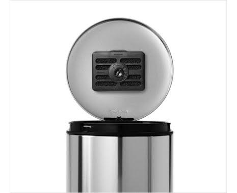 Odörfilter till soptunna, hållare med filter