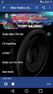Radio For El Mundo 1070 AM Buenos Aires Argentina 2