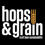 Logo for Hops And Grain