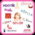 Women Shopping App icon