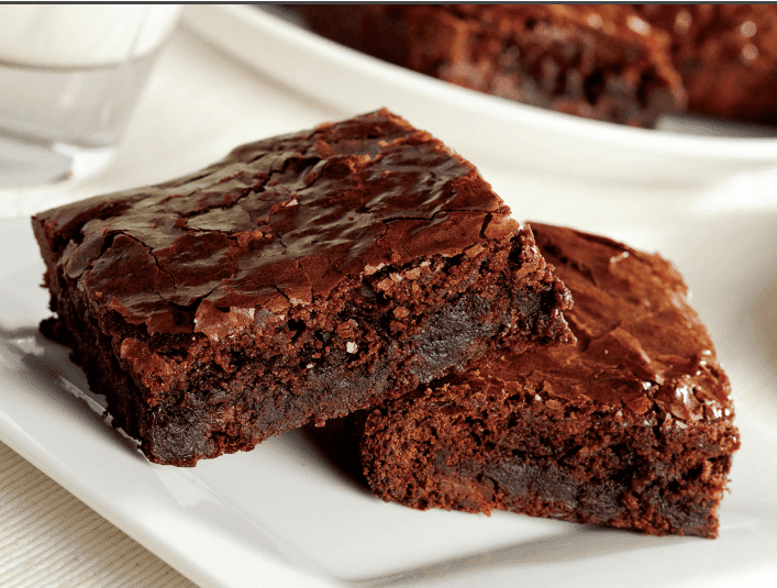 Chewy Brownies airfryer recipes
