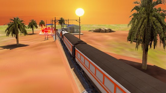 Train Simulator by i Games- screenshot thumbnail