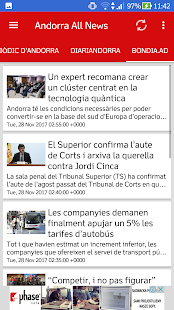 Andorra All News - náhled