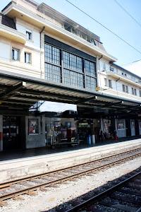 Lausanne Rail Station