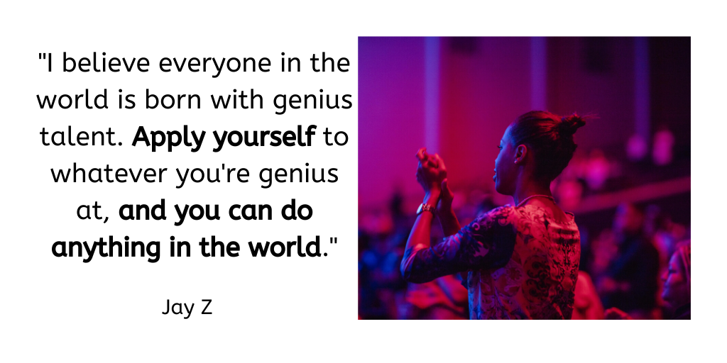 365 Success Quotes For Motivation - Picture Quote By Jay-Z