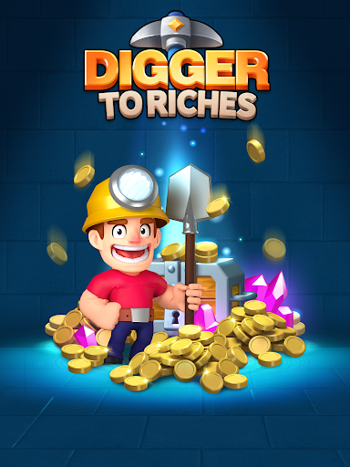 Digger To Richesuff1a Idle mining game screenshots 6