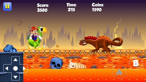Super Adventure : Jungle Adventures Apk 2