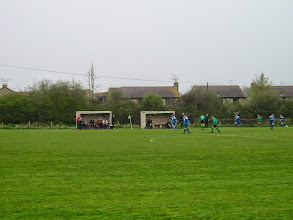 Photo: 24/04/06 v Cirencester United (Hellenic League Division 1W) - contributed by David Norcliffe
