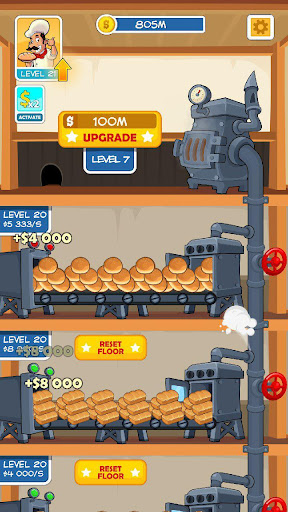The Bakery Factory screenshots 6