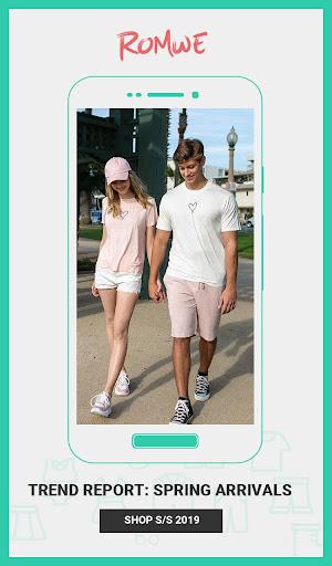 ROMWE - Women's Fashion 4.2.2 app download 1