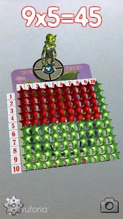 ARsecret Multiplication Table- screenshot thumbnail