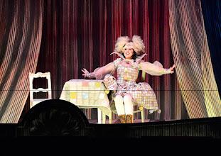 Photo: Salzburger Osterfestspiele 2015: I PAGLIACCI. Premiere 28.3.2015, Inszenierung: Philipp Stölzl. Maria Agresta. Copyright: Barbara Zeininger