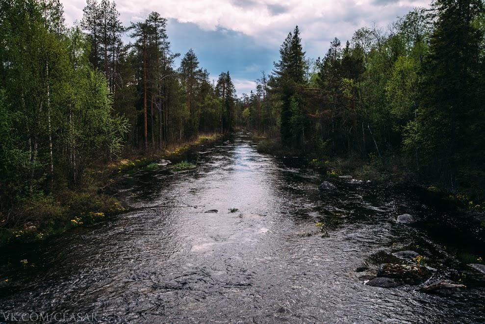 Реки Карелии