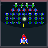 GalaxyWar:  Space Shooter icon