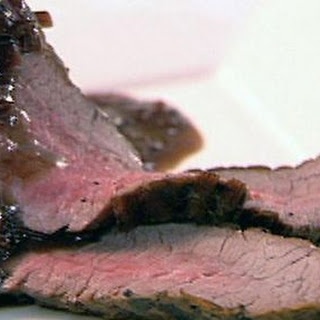 Griddled Bavette Steak with Shallot and Red Wine Sauce Recipe