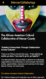Mercer Collabo App- screenshot thumbnail