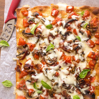 Mushroom Pizza Crust Recipes