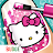 Hello Kitty Nail Salon logo