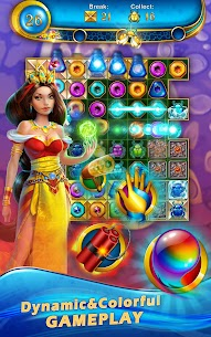 Lost Jewels – Match 3 Puzzle 6