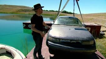 Inverted Underwater Car