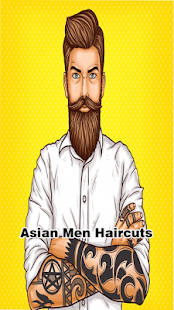 Asian Men Haircuts - náhled