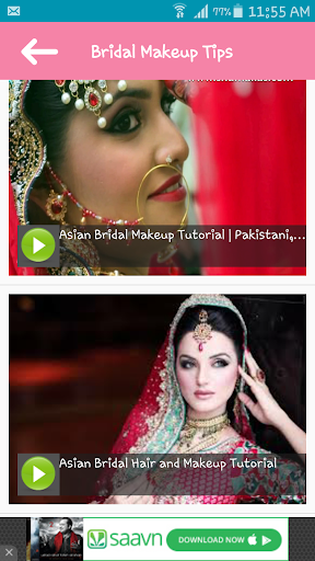Stylish Bridal Makeup Tips