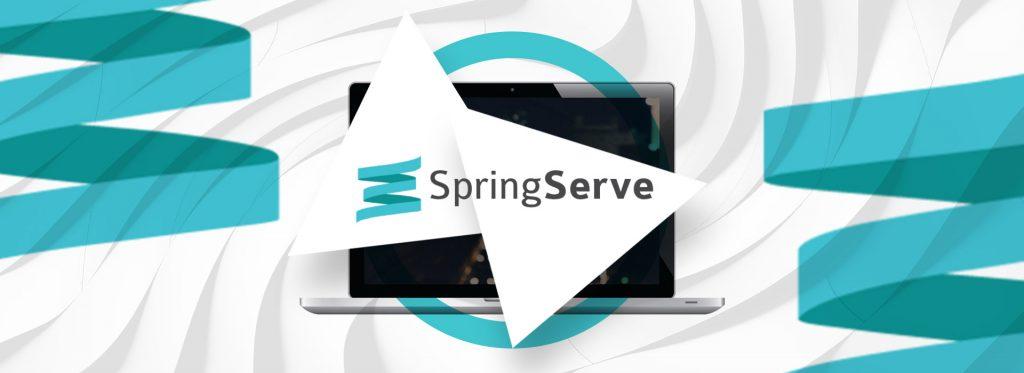 springserve video ad network logo