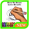 How To Draw Love Hearts Easy APK