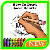 Tải Game How To Draw Love Hearts Easy
