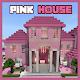 Pink Princess House maps for MCPE